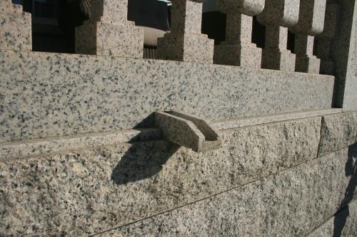 Casa de piedra color blanco ibérico (9)