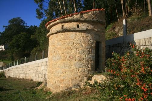 Palomar contruido en piedra (1)